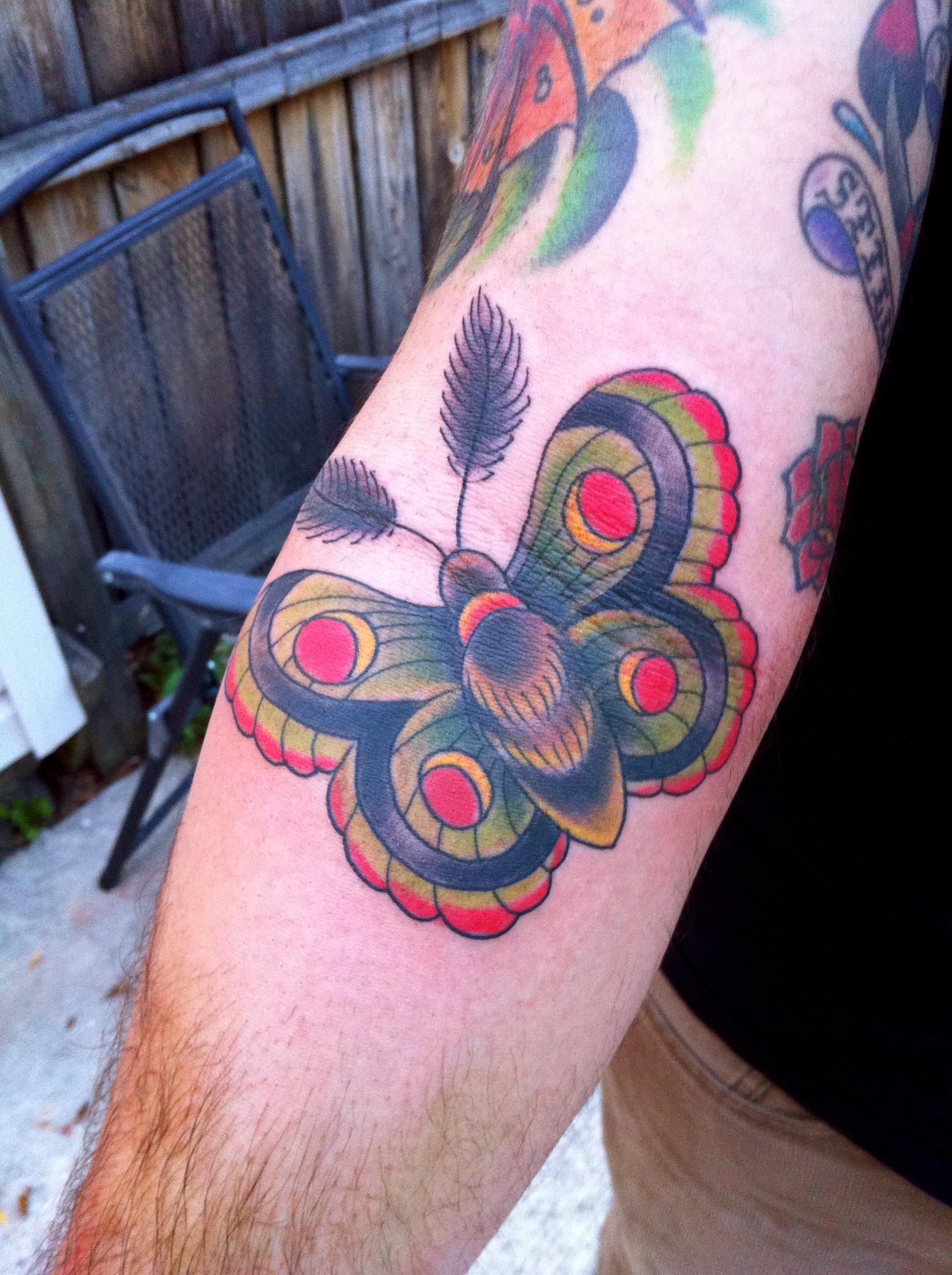 Tattoos by nick kelly tattoos by nick kelly page 3 for Fish vagina tattoo